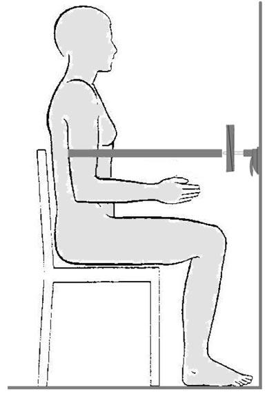 Messung der Muskelkraft in den oberen Extremitäten